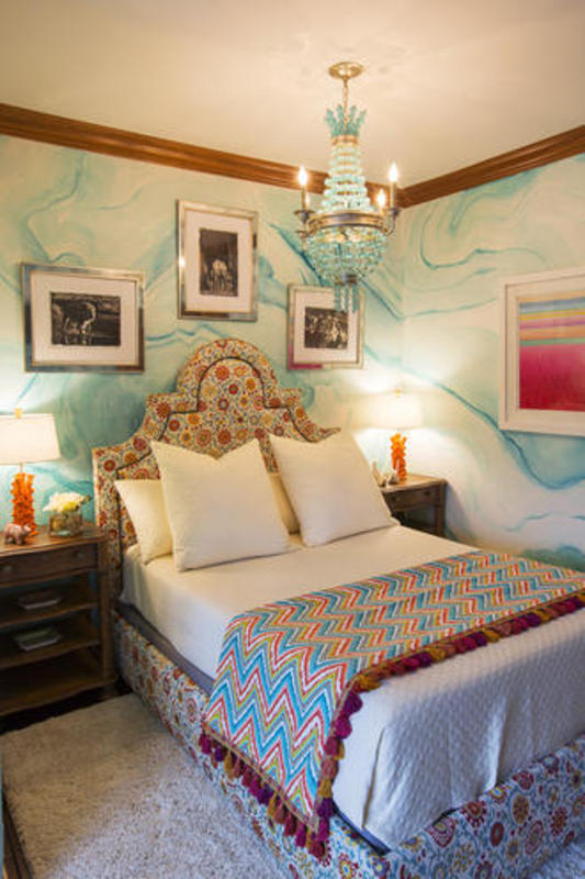 Imaginative Guest Bedroom